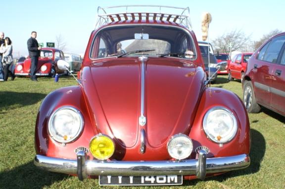 Volkswagen Beetle YYY 148M