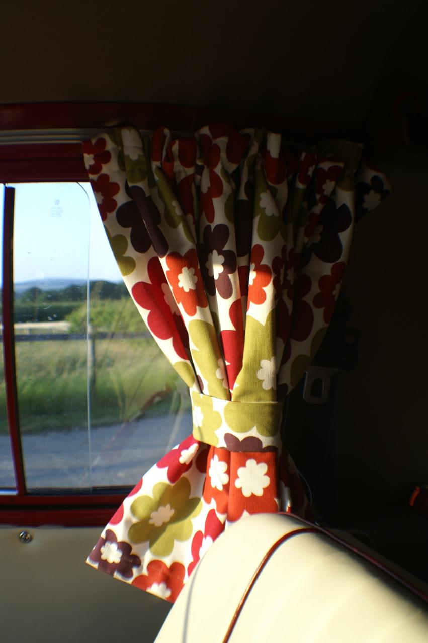 Vw Campervan Curtains Campervantures