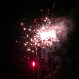 dubs in't dales fireworks