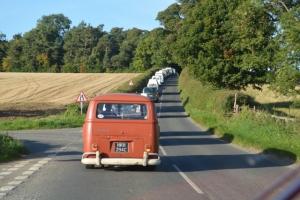 dubs in't dales convoy bedale kirklington
