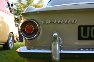 dubs in't dales vw 1600 rear light