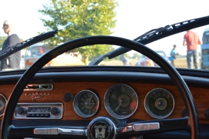 dubs in't dales steering wheel karmann ghia dashboard