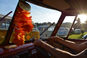 dubs in't dales convoy splitscreen sunshine lei driving bay