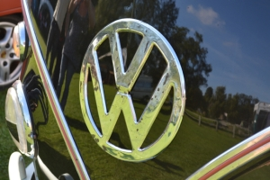 dubs in't dales deluxe vw black chrome rust