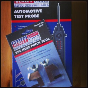 sealey automotive test probe