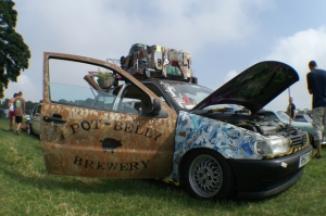 pot belly brewery vw polo skeg vegas ratty pub