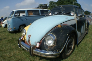 beetle ratty vw skeg vegas rust prime
