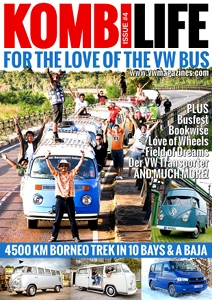 Kombi life issue 4