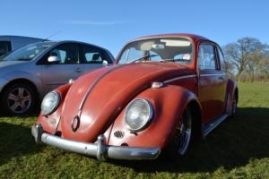 beetle vw lowered slammed ruby red dubfreeze