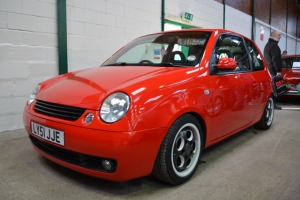 vw lupo dubfreeze show and shine