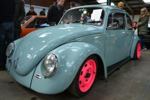 vw beetle dubfreeze show and shine