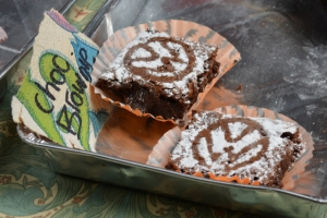 dubfreeze chocolate vw brownies