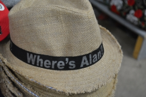 dubfreeze where's alan steve festival hat