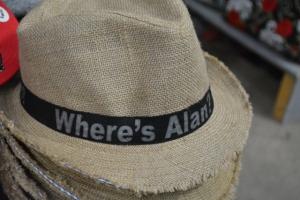 dubfreeze where's alan steve festival hat