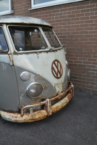 dubfreeze vw splitscreen ratlook
