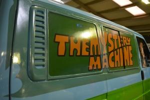 Spring Dub Mystery Machine