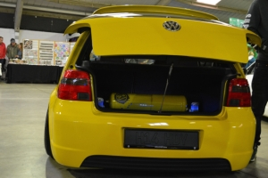 Spring Dub Yellow Golf Bagged