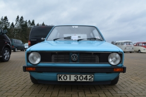 Spring Dub Mk1 Golf Mrs Doyle