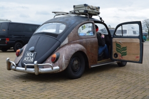 Spring Dub Beetle Rat Look Patina