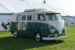 SSVC Victoria Farm AGM Splitscreen Camper Van
