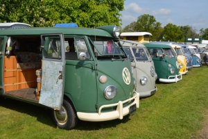 Stanford Hall VW Show